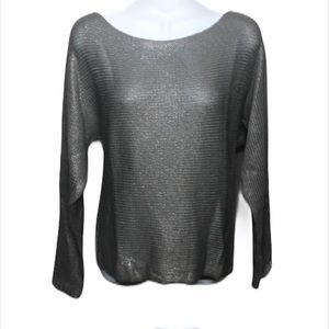 Forever 21 Gray/Silver Sweater